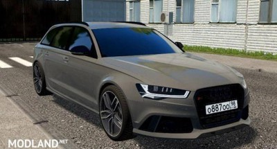 Audi RS6 Avant Bulkin V 2 [1.5.9], 1 photo